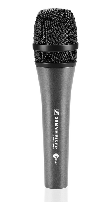 Location Micro e845 SENNHEISER