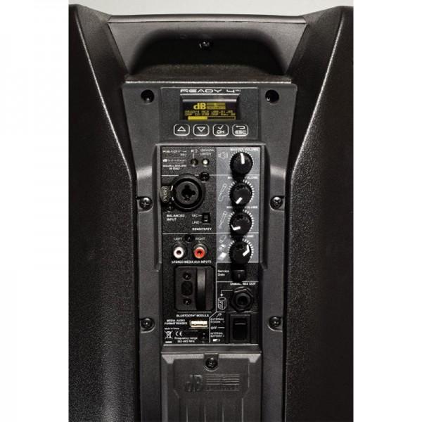 Location Enceinte Amplifiée Autonome Db Technologies READY4