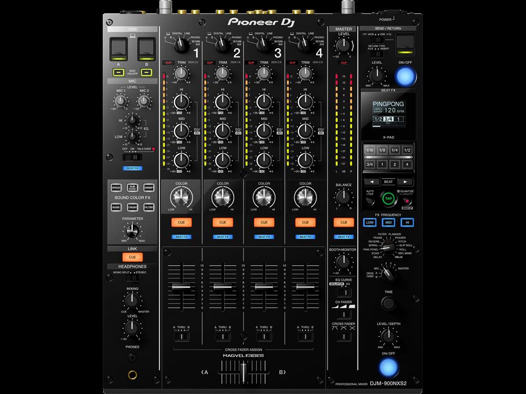 Location Mixage Pioneer DJM-900NX2