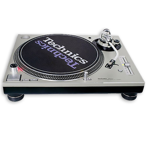Location Platine Technics SL1200/MK2