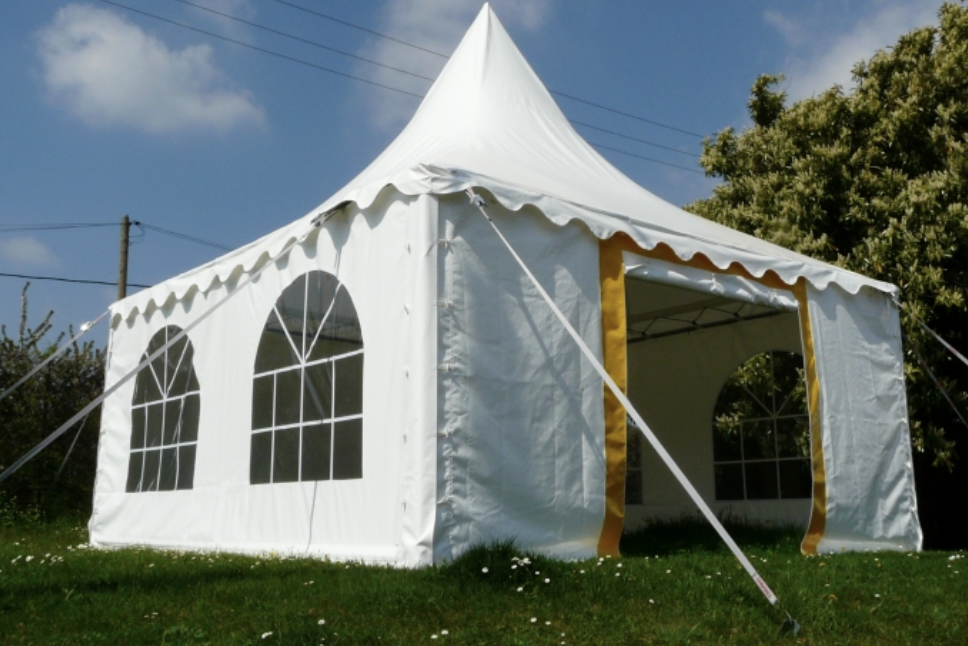 Location Pagode 5X5 m